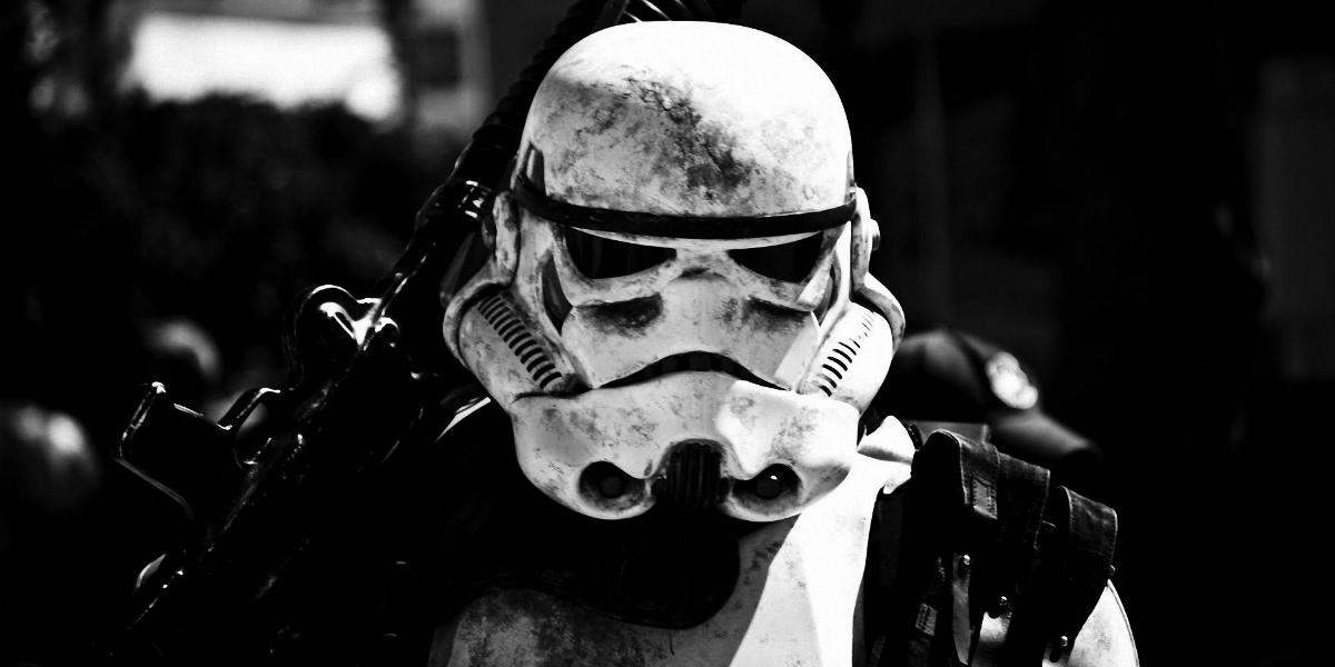 Crazy Realities Of A Pro-Costumed Stormtrooper!