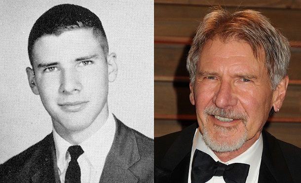 2. Harrison ford