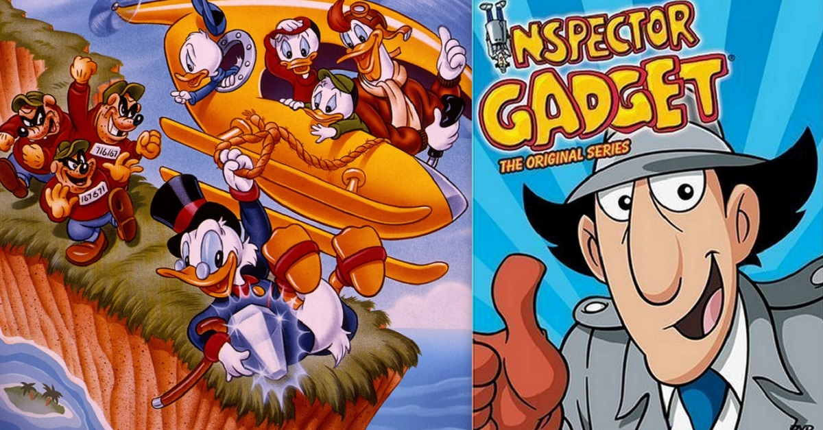 Set For Return to TV – The Powerpuff Girls, DuckTales, Inspector Gadget, and More.