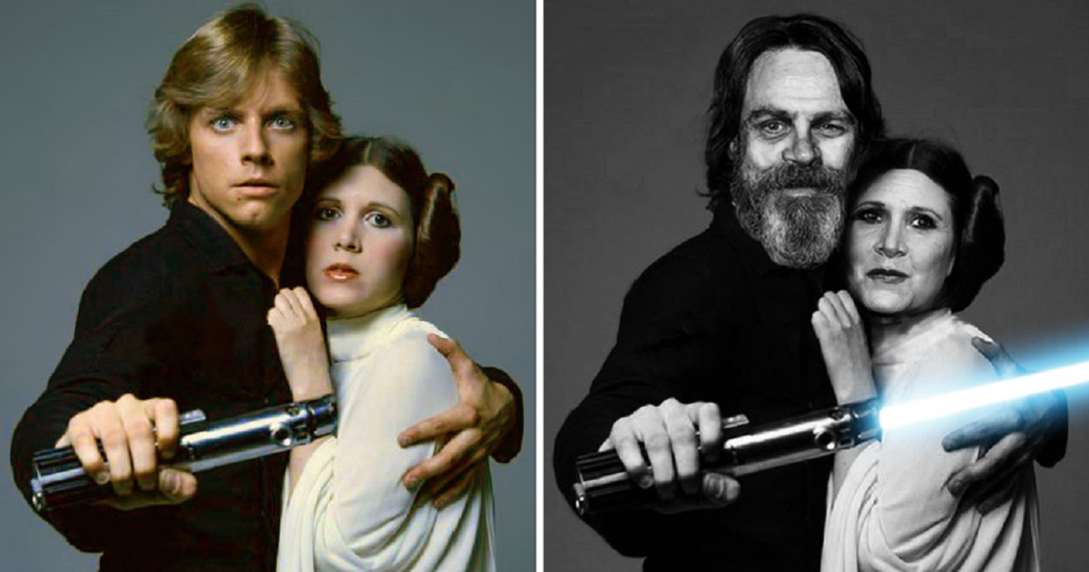10 Actors of Star Wars Universe Before The Fame!