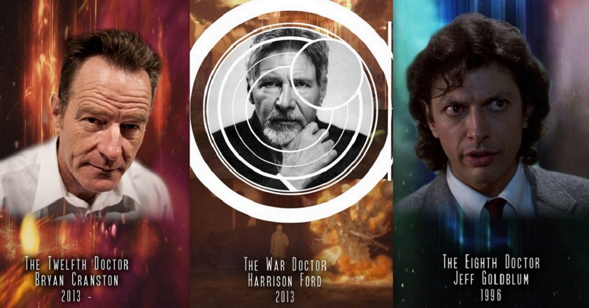 13 Actors Would Have Played Doctor Who, If It Was Made In America!