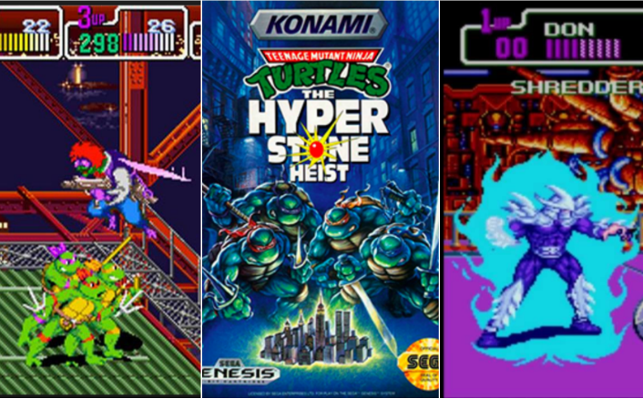 10 Awesome & Nostalgic Teenage Mutant Ninja Turtles Games That You Need To Revisit!