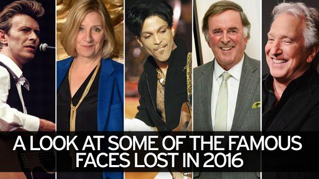 Top 10 Actors We Lost in 2016