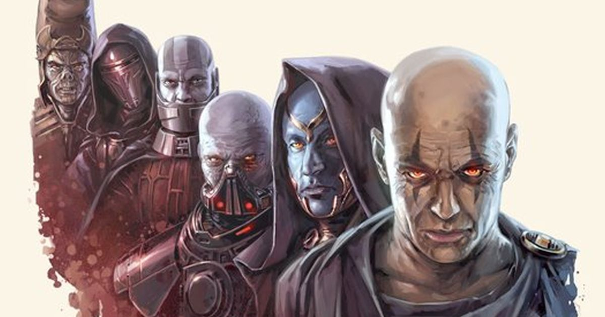 Top 10 Most Strongest And Shrewd Sith Lords In Star Wars Saga.