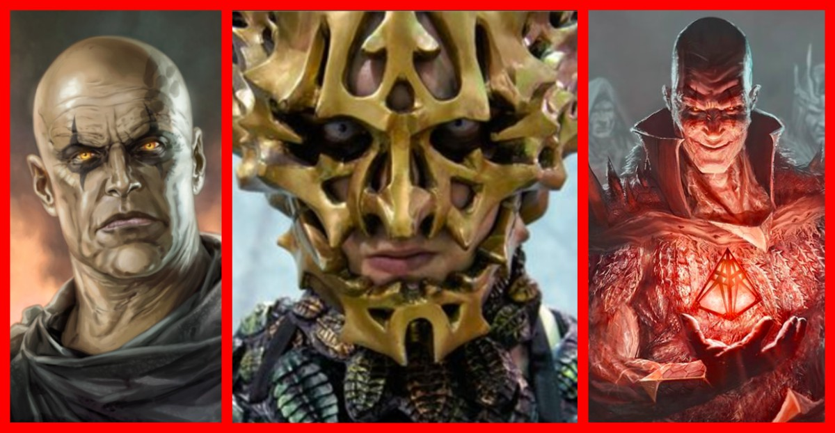 "7 Important Points That Prove ""Darth Bane"" Is Most Hideous Sith Of All Time!"