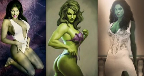 6 Actresses Who May Play She-Hulk In Upcoming Netflix Series!