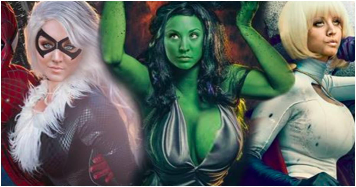 "5 Fan-Arts Depict Kaley Cuoco In Super-heroine Avatars – ""She Wants To Be Part Of Superhero Franchise"""