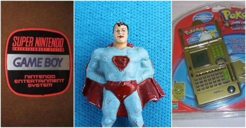 12 Rare Retro Toys Worth More Than An Average Car!
