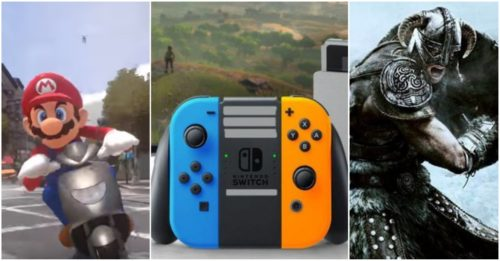 """10 Crucial Points On Nintendo 'Switch' Will Help You Decide To """"Buy It Or Not"""""""
