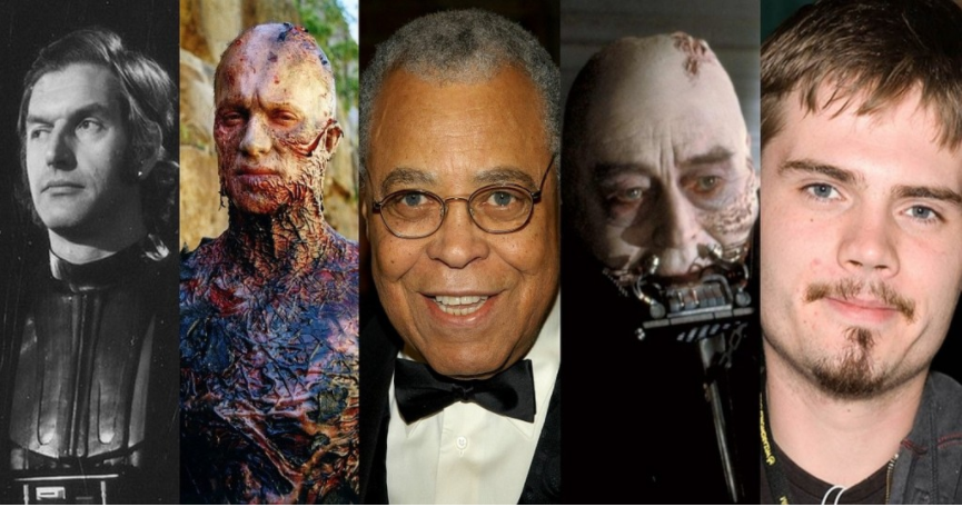 5 Legendary Darth Vaders Who Made Star Wars Awesome, Where Are They Now?