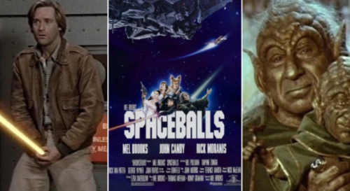 5 Characters/Actors Are Returning For Spaceballs 2 : The Search for More Money!