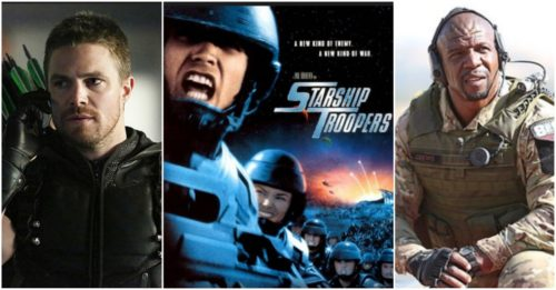 "5 Actors We May Get To See In A ""Starship Troopers"" Reboot From The Producer Of ""Fast & Furious"" Franchise"