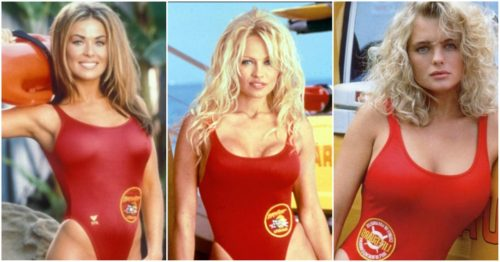 "Top 10 Most Amazing ""Baywatch"" Women Of All Time!"