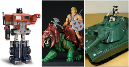 Top 10 (1980's) Toys That Have Become Extremely Valuable Now!