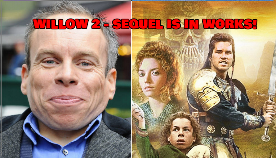 "3 Main Characters And Actors Rumored To Return In Willow 2 – ""It's a Sequel"" – Ron Howard!"