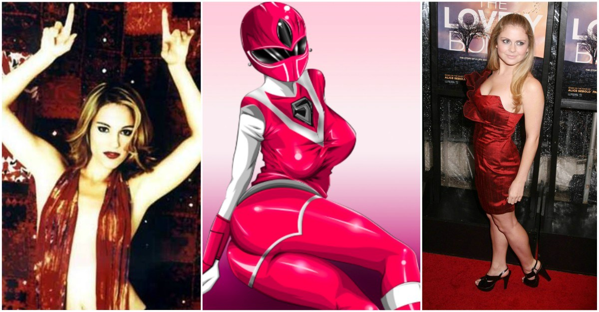10 Most Captivating Female Power Rangers Of All Time!