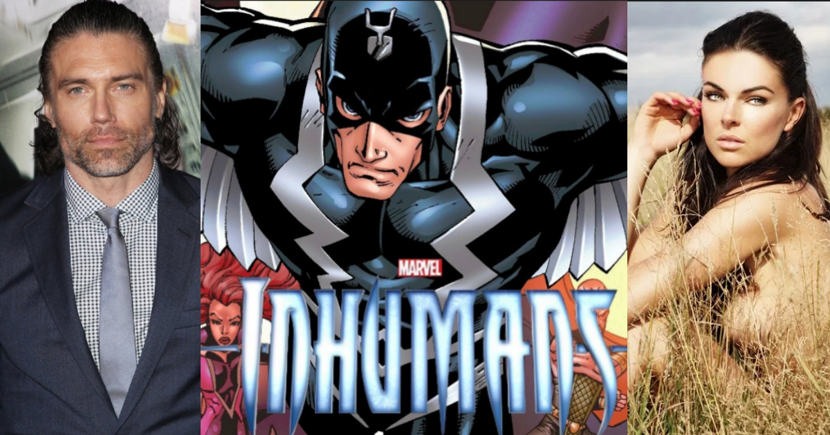 Top 10 Marvel's Inhumans': Full Cast Publicized