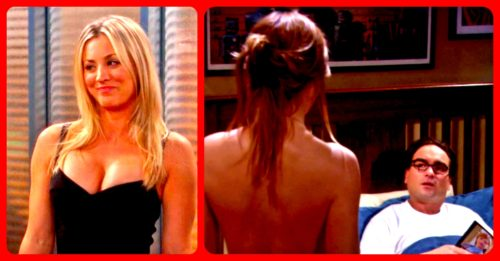 10 Times Kaley Cuoco Robbed Our Hearts Away In Big Bang Theory By Her Exceptional Beauty!