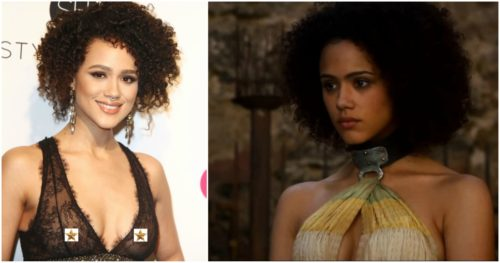 5 Pictures Of Nathalie Emmanuel Dress From Oscar Party Was Saucy As Hell!
