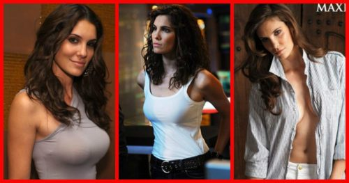 10 Sizzling Pictures Of Daniela Ruah From NCIS!