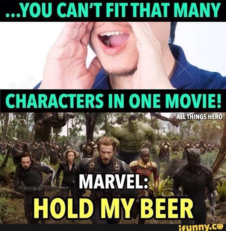 23 Hilarious Marvel Avengers Memes Which Will Make Fans Go