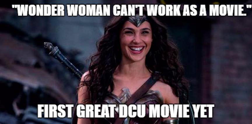 Diana Of The Meme Era 15 Incredibly Funny Wonder Woman Memes