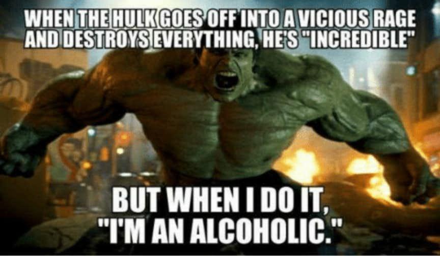 15 Funniest Hulk Memes That Will Make You Laugh Hard ...