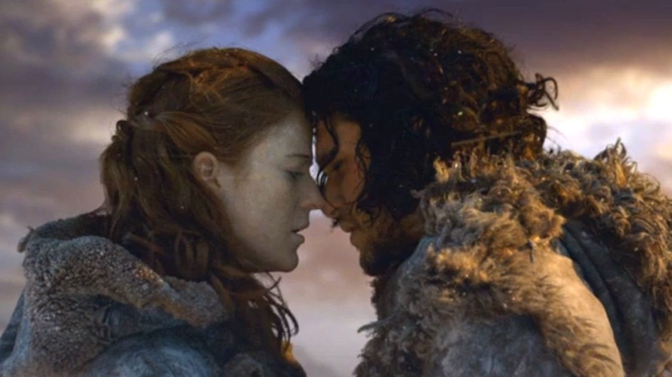 Game Of Thrones Kit Harington And Rose Leslie S Wedding Celebrated