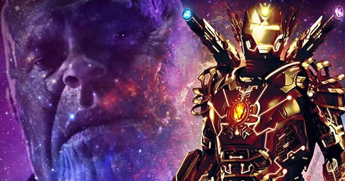 Will We See Iron Man S Thanos Buster Armor In Avengers 4 Geeks On