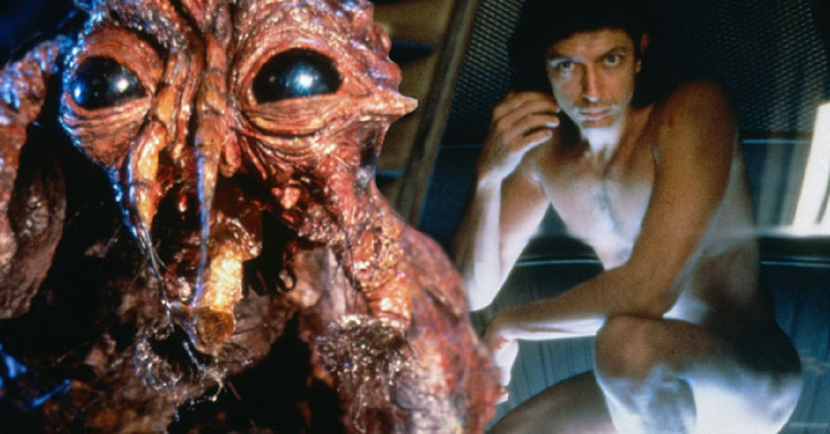 The Fly: David Cronenberg's Horrific Artistic Manifesto ... |Jeff Goldblum The Fly