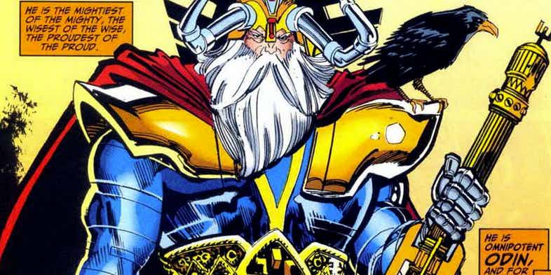 9 Superpowers Of Odin Which Prove He Is The Strongest Asgardian Ever