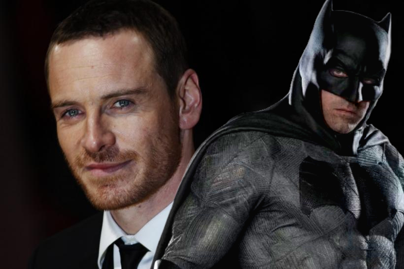 MICHAEL FASSBENDER As Batman
