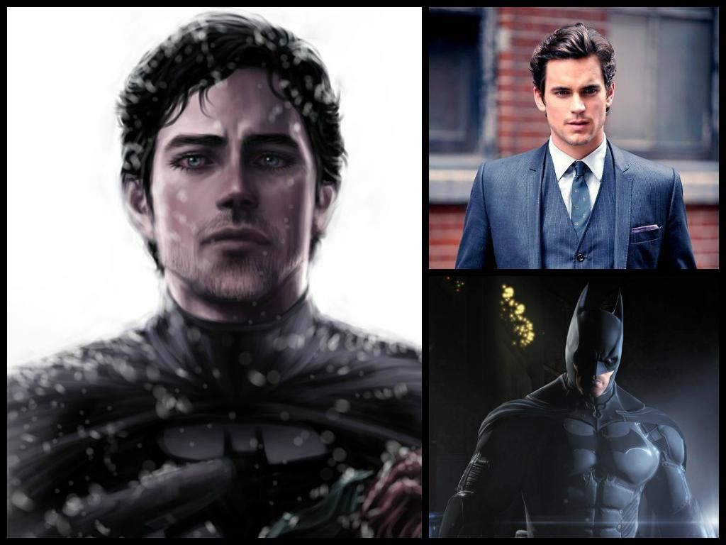 MATT BOMER As Batman