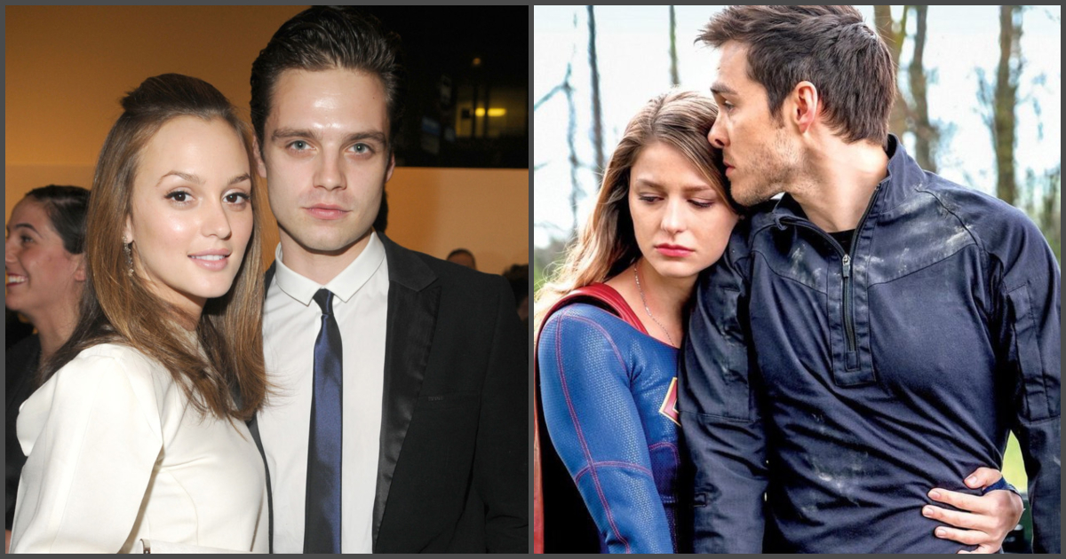 are kara and mon el dating in real life 2018