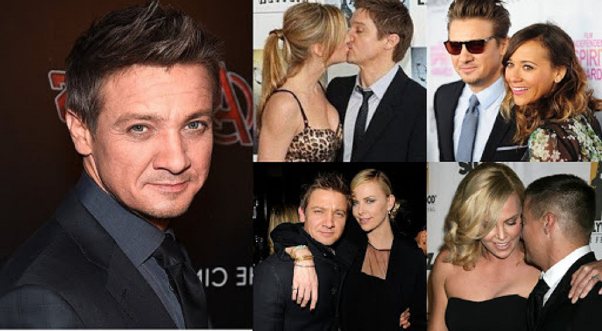 Jeremy renner dating anyone