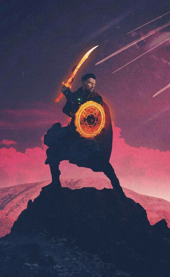 25 epic doctor strange fanart works that you cannot miss
