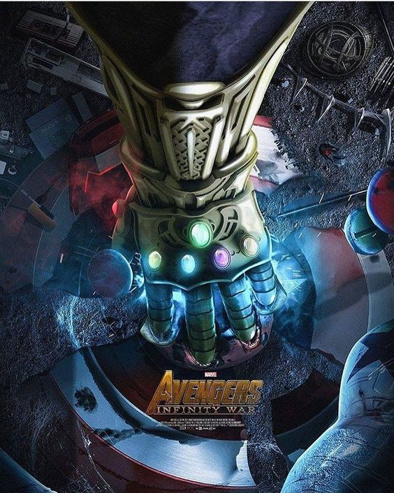 25 Epic Avengers And Thanos Fanart Images That Will Drive
