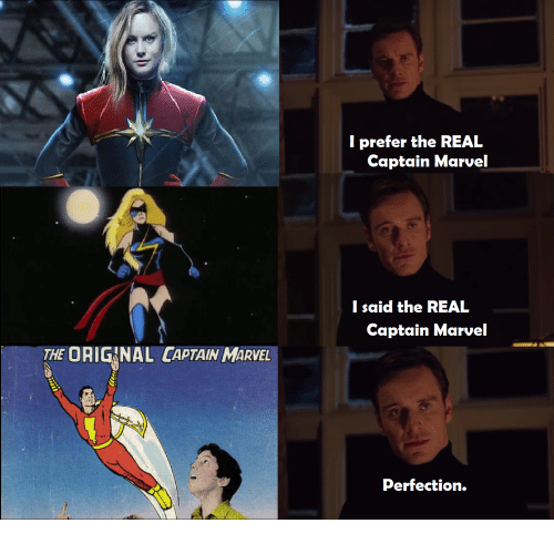 42 Hilarious Captain Marvel Memes That Will Make You Roll