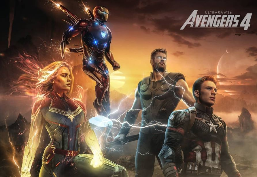 25 Fantastic Avengers Endgame Fan Posters That Are Too Good To Miss
