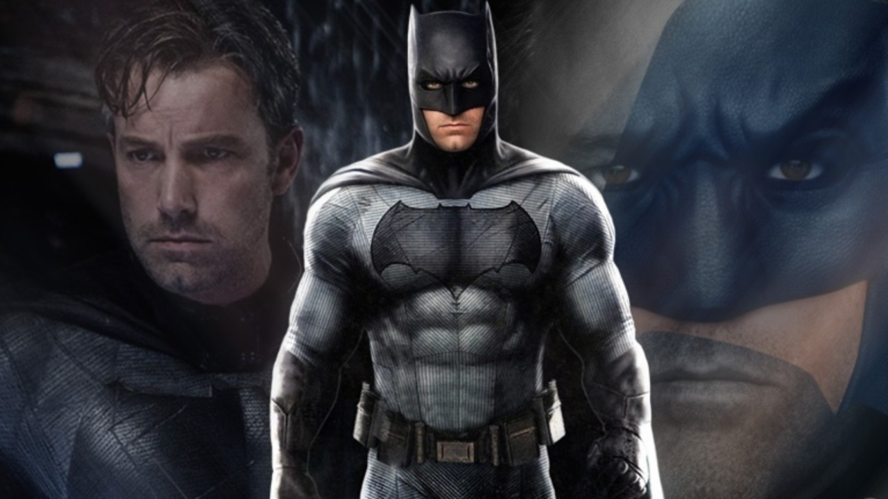 Ben Affleck Has Left T...