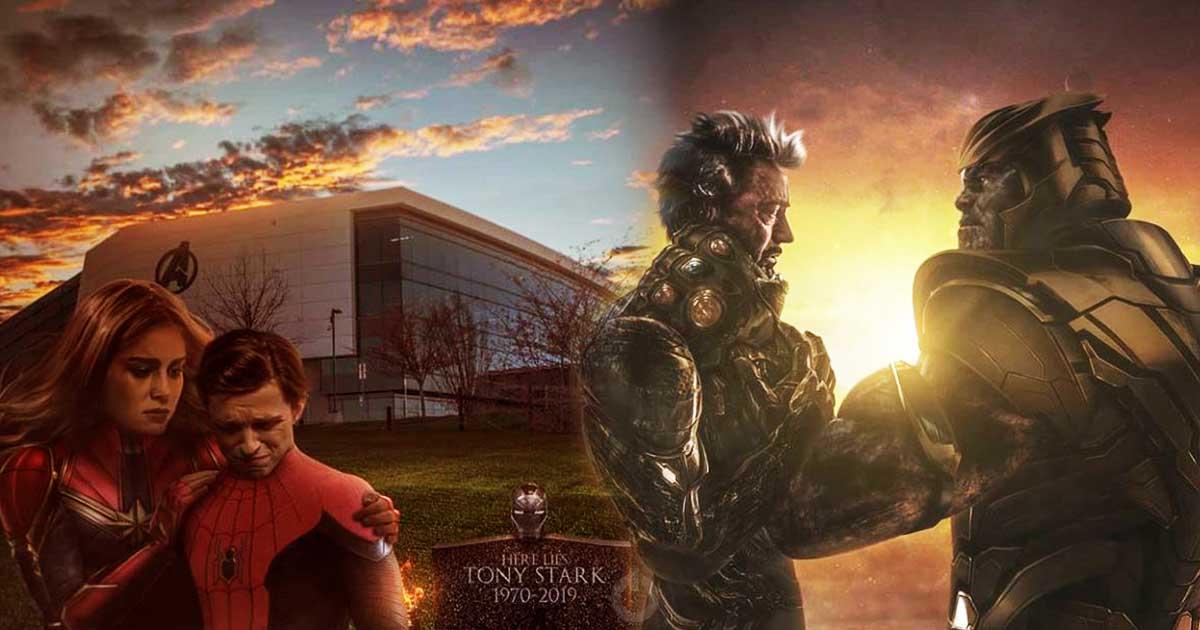 Movie Poster 2019: 25 Emotional Avengers: Endgame Fanart Works That Will Make