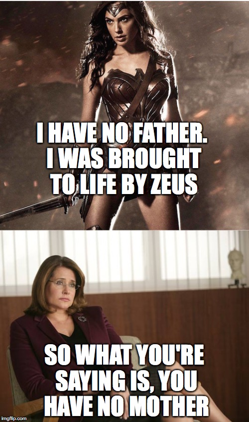 42 Epic Wonder Woman Memes That Will Make Laugh Uncontrollably