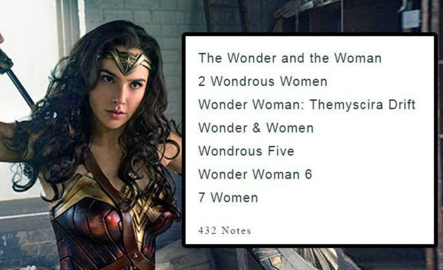 42 Epic Wonder Woman Memes That Will Make Laugh ...