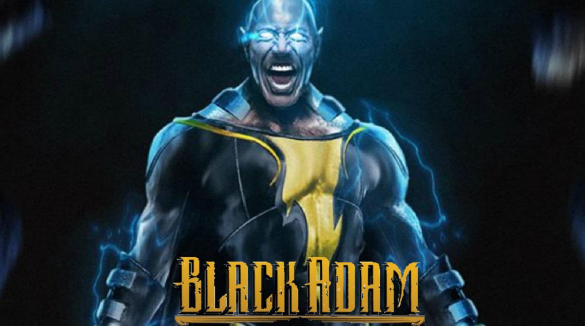 Black Adam Film