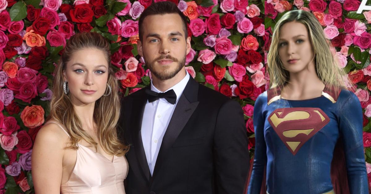 Supergirl Stars, Melissa Benoist And Chris Wood Get