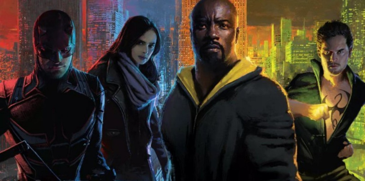 Luke cage iron fist final, sorry