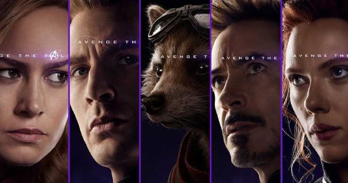 New 32 Character Posters For Avengers Endgame Reveal Two Huge