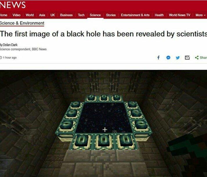 amusing Black Hole Memes