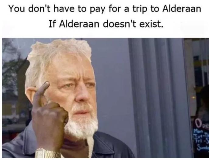 boisterous Star Wars Memes