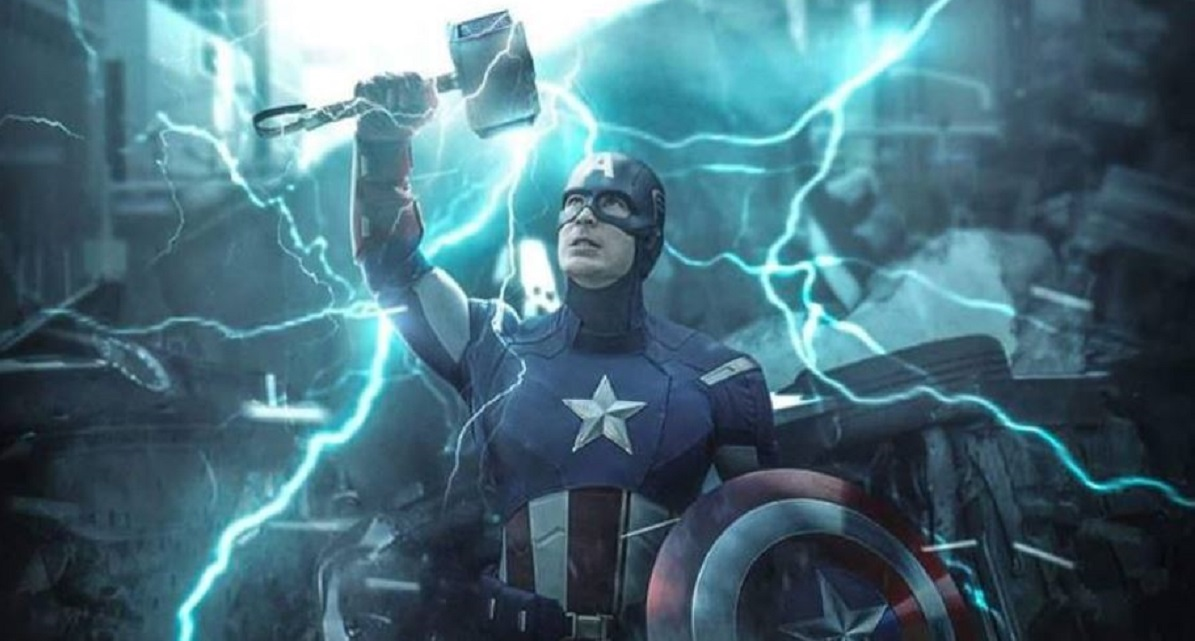 Here's Why Captain America Was Worthy Of The Mjolnir In ...